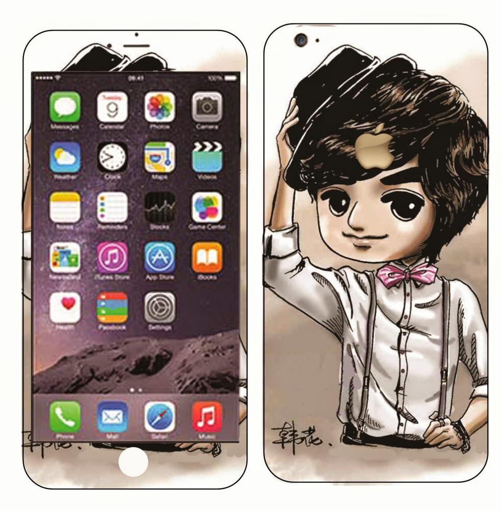 Garskin Untuk Semua Jenis Hp Skin Request Custom Iphone 6 Lee Min Ho
