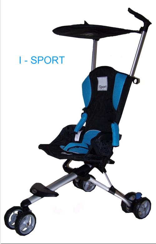 Jual Stroller Cocolatte I-Sport terMURAH - IbuHamil.com