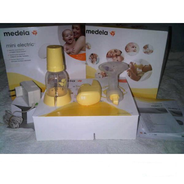 Pompa Asi  Breast Pump Medela Swing  Mini Electric -3833