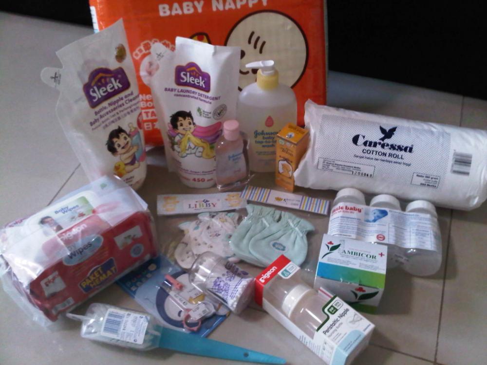 Mau sharing neh abis belanja perlengkapan baby plus ...