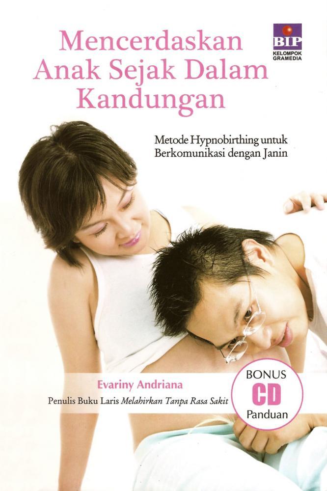 Referensi Buku Untuk Ibu Hamil Dg Metode Hypnobirthing Buku Eva _cover_depan Jpg