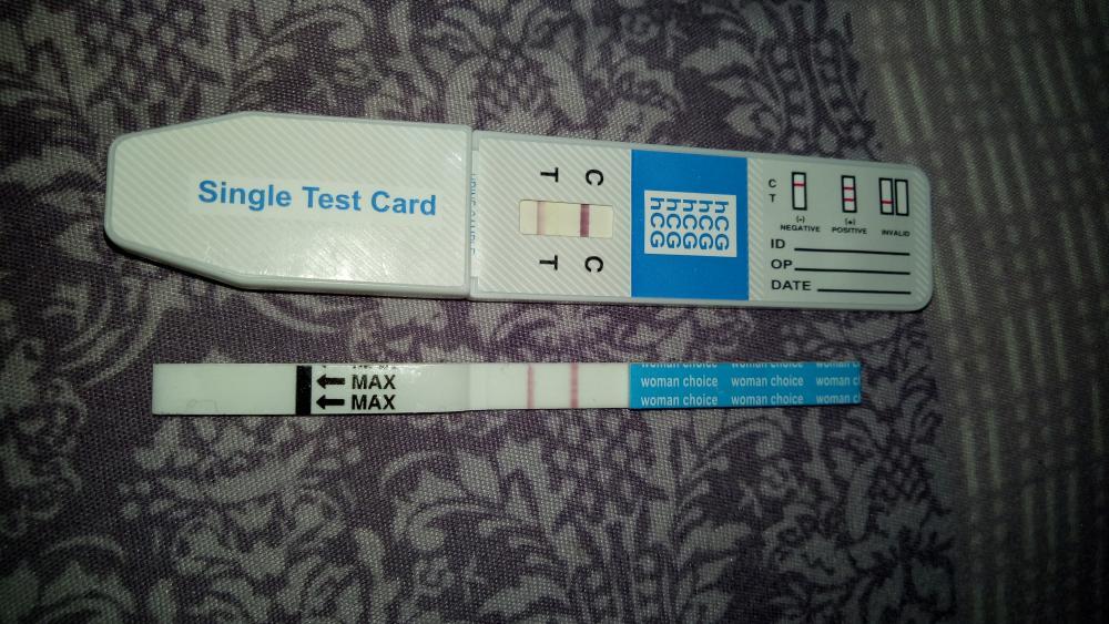 Telat 8 Hari Sudah Testpack 2x Hasilnya Garis 2 Namun Belum Merasakan Apa2 Ibuhamil Com